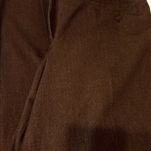 atelier Pants - Atelier charcoal gray trousers.